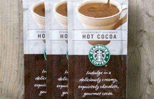 Starbucks Hot Cocoa Packets