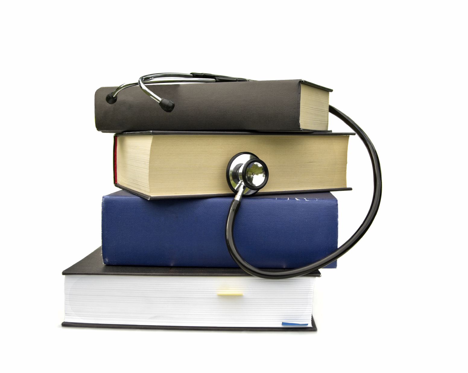 Five books to read before starting medical school