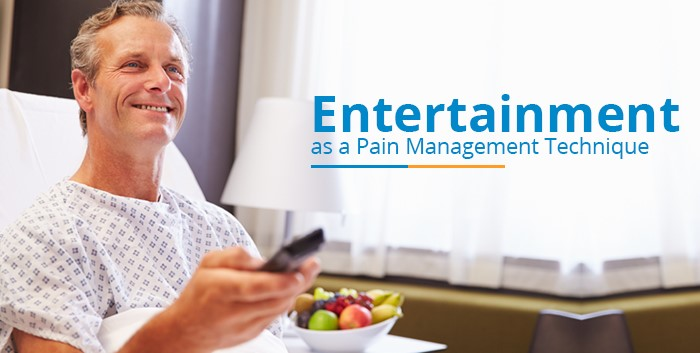 entertainment-as-a-pain-management-technique